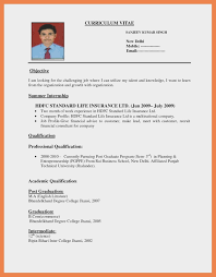 Create A Resume Online