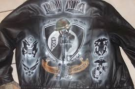 custom airbrushing applied to your leather jacket or vest i offer a life time guarantee on all leather airbrushing that i do in my
