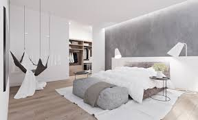 Simple White Bedroom White Bedroom Designs With Variety Of Cute Wall Texture Decorating