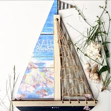 stylish and peaceful sailboat wall decor best design interior inspire artistic scripture expressions wood next prev