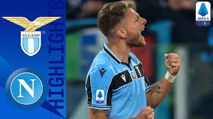 Lazio 1-0 Napoli | Immobile Gets his 20th Goal of the Season