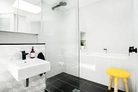 contemporary bathroom by bronwyn poole of touch interiors