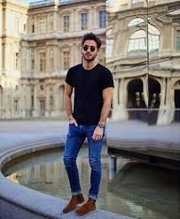 For a comfortable design that doesn't compromise on style, scroll leather chelsea boots to complement your both casual and smarter looks. Blue Jeans With Chelsea Boots Smart Casual Summer Outfits For Men 21 Ideas Outfits Lookastic