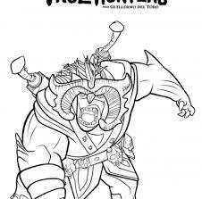 Colora Trollhunters Cartoni Animati