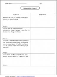 Kindergarten Worksheet. 7th Grade Math Word Problems. Brunokone ...