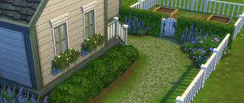 sims 2 backyard ideas. the sims 4 starter home budget garden 2 backyard ideas