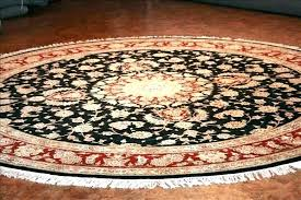 6 ft round rug 7 feet rugs kitchen foot green dining
