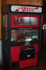 Lobster Vending Machine Extraordinary Lobster Claw Machine Game SOUTH MEMPHIS BENCH Flickr