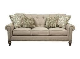 Paula Deen Living Room Furniture Paula Deen By Craftmaster Living Room Sofa P754150bd Stacy