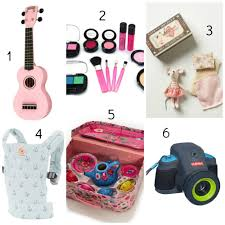 Gift Guide For Little Girls: 3-5 Year Olds