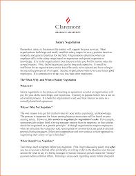 Salary Negotiation Email Offer Letter Negotiation Email Sample Lv Crelegant Com