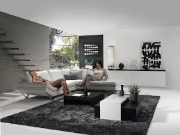 Living Room:Faboulus Grey Fabric Couch With Double Seats And Brown Cushions  Also Black Wooden