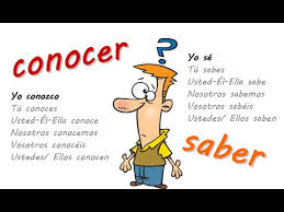 Conocer Vs Saber In Depth By Www Esaudio Net Youtube