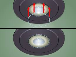 How To Fit Gu10 Light Fittings How To Change A Gu10 Halogen Light Bulb 15 Steps With