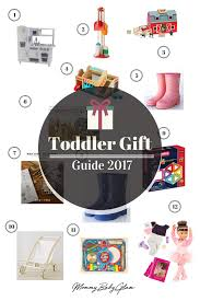 toddler gift guide 2017 minimalist approved