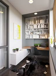 small home office 5. Gray_ Decoholicorg Small Home Office 5