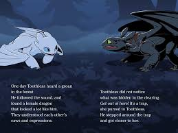 Pictures Of Toothless And The Light Fury The Night Fury And The Light Fury Book By Tina Gallo