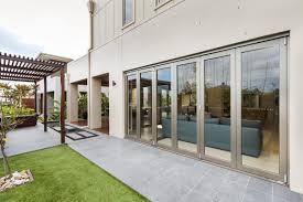 fold away the boundaries between inside and out boutique aluminium bifold doors