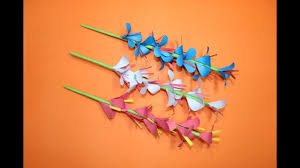 How To Make Origami Paper Flower Diy Paper Flowers Paper Flower Making How To Make