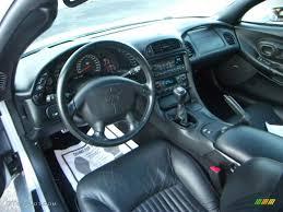 Black Interior 2002 Chevrolet Corvette Z06 Photo #40536625 ...