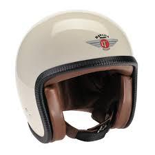 davida dot certified classic motorycle helmet
