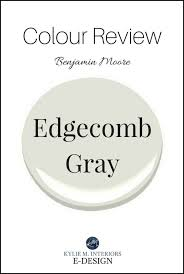 Benjamin Moore Aura Color Chart Colour Review Edgecomb Gray Benjamin Moore