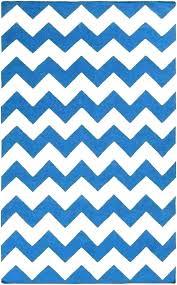sideways chevron rug in blue teal outdoor rugs frontier double