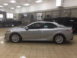 New 2018 Toyota Camry LE Upgrade 4 Door Car in Sherwood Park, AB ...