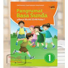 Adik adik bisa menjadikan kunci kunci jawaban ini sebagai panduan dan menjabarkan sendiri isi dari kunci jawaban ini. Pangrumat Basa Sunda Kelas 1 Sd Kurikulum 2013 Shopee Indonesia
