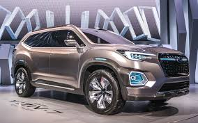 2018 subaru ascent 7. fine ascent comparison  subaru viziv 7 concept ascent 2018 vs  premium in subaru ascent
