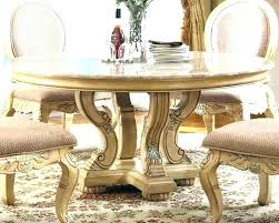inch pedestal dining table room round extending 36 square with leaf