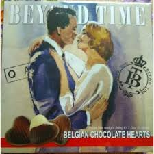 <b>Шоколадные конфеты Beyond</b> time Сердечки из молочного ...