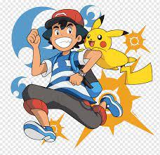 Pokémon Sonne und Mond Asche Ketchum Alola squirtle, Asche Ketchum Hut,  Alola, Kunst, Kunstwerk png
