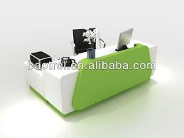 Perfect Front Office Table Reception Desk Design Solid Surface For Innovation Ideas