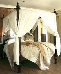Curtains For Canopy Bed Frame Canopy Bed Kit Bed Canopy Curtains ...