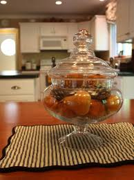 Apothecary Jar Decorating Ideas Fall Open House Show Us How You Decorate Hooked on Houses 91