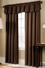 brown living room curtains. Choosing The Right Formal Curtains For Living Room : Engaging Image Of Window Treatment Brown E