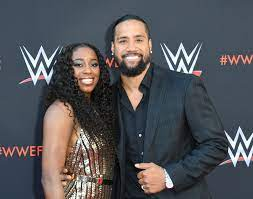 Who is Jimmy Uso and who is his wife?