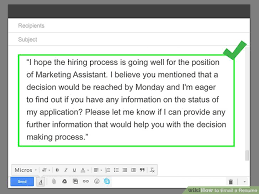 Resume Email Cool How To Email A Resume With Pictures WikiHow