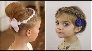Kids Girls Hair Style hair style for kids girl for party youtube 5546 by wearticles.com