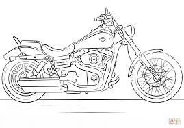 Printable Coloring Page Harley Davidson Motorcycle Coloring Page Free Printable Coloring Pages 22
