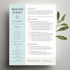Graphic Design Resume Layout 5 Msdoti69