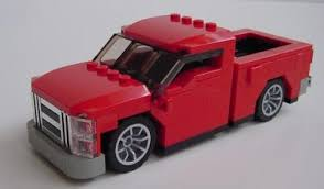 Sport Pickup Truck: A LEGO® creation by Spencer R. : MOCpages.com