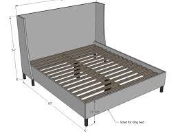 king size bed frame dimensions. Modren Frame Glamorous King Size Bed Frame Twin Bunk Dimensions Oliveargyle Com Great  Inside
