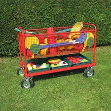 Buy Heavy Duty Outdoor Trolley | TTS