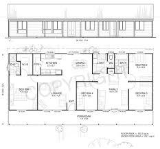 metal ranch house floorplans earlwood 4 met kit homes