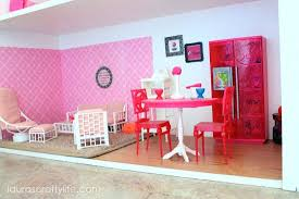 make your own barbie furniture. Make Your Own Barbie Furniture Property House Crafty Life Enchanting Decorating Design How To N