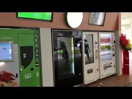Bicom Vending Machine Cool The Mama Shop Vending Machine Cluster In Tampines YouTube