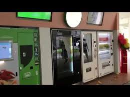 Baguette Vending Machine Sf Custom The Mama Shop Vending Machine Cluster In Tampines YouTube
