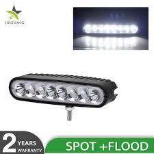6 Inch Led Work Light China Waterproof Spot Combo Beam Led Forklift Lights 6 Inch